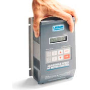 Leeson Motors AC Controls  VFD Drive, NEMA 1, 1PH, 1HP, 115/230V