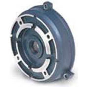 Leeson Motors 3-Phase IEC Metric Motor Flange Kit  ,C-Face (B14), 80 Frame, TEFC