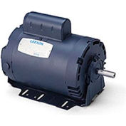 Leeson Motors - 1/2HP, 115V, 1625/350RPM, DP, Resil Mount, 1.0 S.F.