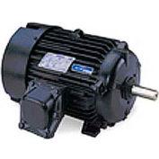 Leeson Motors 3-Phase Explosion Proof Motor, 5HP, 3600RPM,184T,EPFC,230/460V,60HZ,40C,1.15SF,Rigid