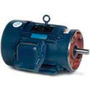 Leeson Motors 3-Phase Explosion Proof Motor, 3HP, 3600RPM,182TC,EPFC,230/460V,60HZ,40C,1.15SF