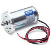 Leeson Motors DC Motor Low Voltage 1/6HP, 3000RPM, 56D, IP44, 12V, S1, 40C, 1.0SF, B14
