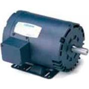Leeson G120034.00, High Eff., 2 HP, 1740 RPM, 200-208V, 145T, TEFC, Rigid