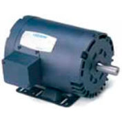 Leeson Motors 3-Phase Farm Ag Motor 7 1/2HP, 1760RPM, 213T, DP, 200-208/400-416V, 60HZ, Rigid