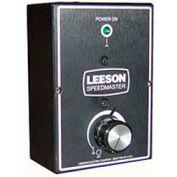 Leeson Motors DC Controls SCR Series, PWM Series , NEMA 1, Non-Reversing, 1PH