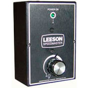 Leeson Motors DC Controls SCR Series, PWM Series , Open Chassis, Non-Reversing, 1PH, 1/40-1/8HP