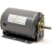 Leeson Motors M900195.00, Single Phase Fan & Blower Motor 1/4HP, 1725RPM, 48, Dp, 60HZ, Cont, Auto
