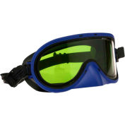 Paulson Arc Goggle with Nose Shield, ATPV 38 cals/cm2, Green Lens, 510-ARC-SN 38