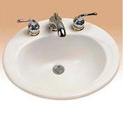 TOTO® LT401.4#01 Countertop Lavatory - Single Hole In Cotton White