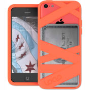 Loop Mummy Case for iPhone 5C, Coral