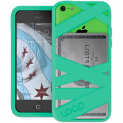 Loop Mummy Case for iPhone 5C, Mint