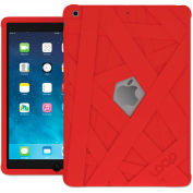 Loop iPad Mummy Case for iPad Air, Silicone, Red