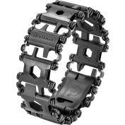Leatherman® 831999 TREAD™ 29-in-1 Multi-Tool Bracelet - Black