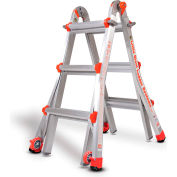Little Giant® Type 1A Classic Aluminum Extension Ladder 7'-11' - 10101LG