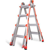Little Giant® Type 1A Classic Aluminum Extension Ladder 9'-15' - 10102LG