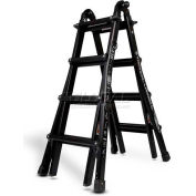 Little Giant® Type 1A Tactical Ladder Multi Use Ladder 9' to 15' - 10102T
