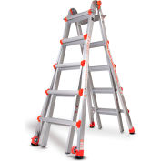 Little Giant® Type 1A Classic Aluminum Extension Ladder 11'-19' - 10103LG