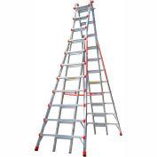 Little Giant® SkyScraper Aluminum Extension Ladder 11'-21' - 10121