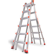 Little Giant® Type 1A Classic Aluminum Extension Ladder 13'-23' - 10126LG