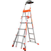 Little Giant® Type 1A Select Step 10' Aluminum Ladder W/ Air Deck - 15109-001