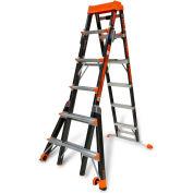 Little Giant Fiberglass SelectStep Step Ladder, 6-10' Type 1AA - 15131-001