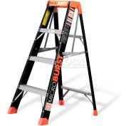 Little Giant® Type 1A MicroBurst Fiberglass Step Ladder 4' - 15700-001