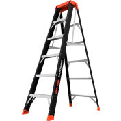 Little Giant® Type 1A MicroBurst Fiberglass Step Ladder 6' - 15705-001