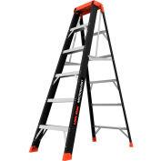 Little Giant® Type 1A MicroBurst Fiberglass Step Ladder 6' - 15705-001