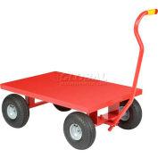 Little Giant® Steel Deck Nursery Wagon Truck LW2436-10P-FSD - 36 x 24 Deck 1200 Lb. Cap.
