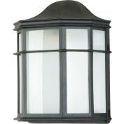 Luminance F9923-31 LED Mission Wall Lantern 9W 900 Lumens 4000K Wet Location Energy Star