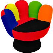 "Lumisource Mitt Chair® - 32"" Dia x 27-1/2"", Multi"