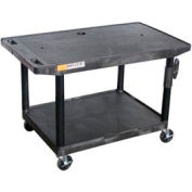 A/V Cart w/ Wide Top - 32x24x27