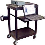 "Presentation Station w/ Laptop Tray - 34-1/4""H"