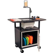 """Offset Projector Cart - 38-1/2 or 40-1/2""""H"""