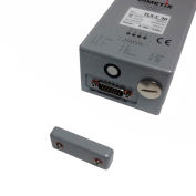 Dimetix 200-005, IP 65 Cover For D-Sub Connector, For Use In Very Corrosive Environments