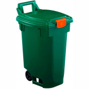Orbis® Wheeled Recycling Cart 13 Gallon NPL 280 - Green