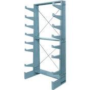 Bar Rack Starter, Single Face, Blue