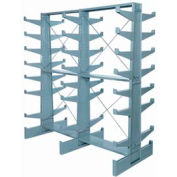 Rack End For No. 3710, Blue