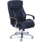 La-Z-Boy® Commercial Executive Chair - High Back - Black