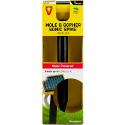Victor® Mole & Gopher Sonic Spike™ - Solar Powered