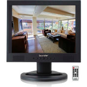 "Professional 15"" LCD CCTV Monitor with Speaker"