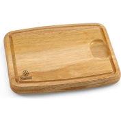 "Mundial CB-1 - Cutting Board, Solid Wood, Small, 12""L x 10""W x 1""H - Pkg Qty 3"