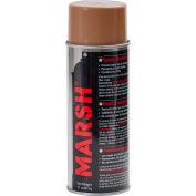 Marsh® Spray Markover Ink, Tan, 11 Oz., 12/Pack