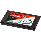 """Marsh® Rolmark Stencil Ink Pad, 5""""W x 7""""L, Black"""