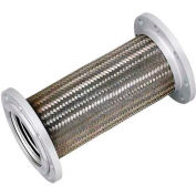 Braided Hose W/Carbon Steel Fixed & Floating Flanges 1-1/2 x 9