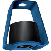 """LDS Rubber Vibration Isolation Hanger - 3-1/4""""L x 4-1/4""""W x 4-1/2""""H Red"""