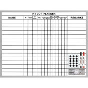 "In/Out Planner, 18"" x 24"""