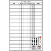 "In/Out Planner, 36"" x 24"""
