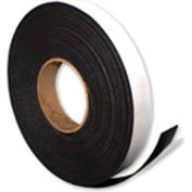 """Magna Visual® Magnetic Strip With Adhesive, 600""""W x 1""""H"""