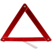 Mayday Auto Emergency Item, AA54, Reflecting Triangle w/Stand